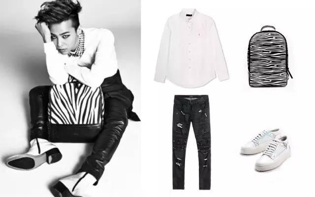 最简单的黑白配,诠释属于男人的最舒服的时尚