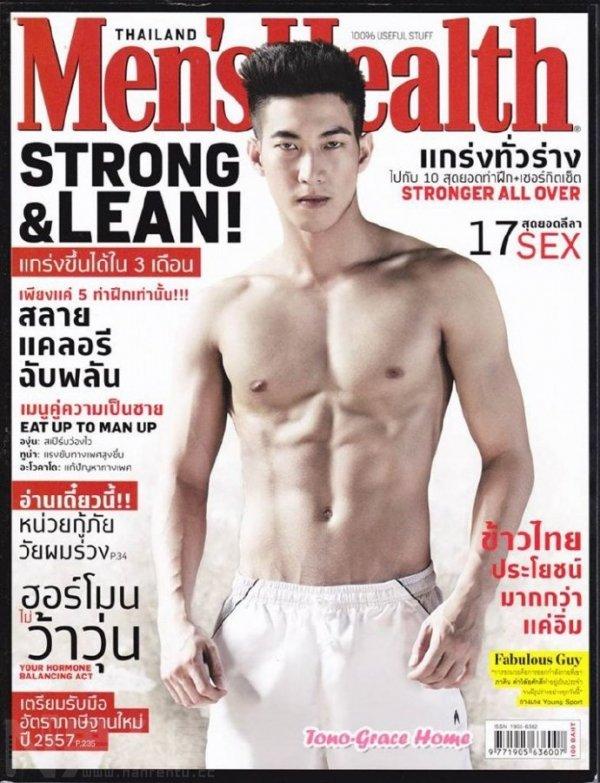 泰国帅哥阳刚帅哥生活照片-泰国男人那东西
