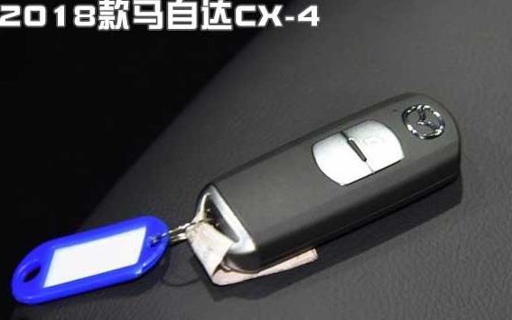 看不惯指南者耀武扬威,马自达CX-4改款新车能找回面子吗?
