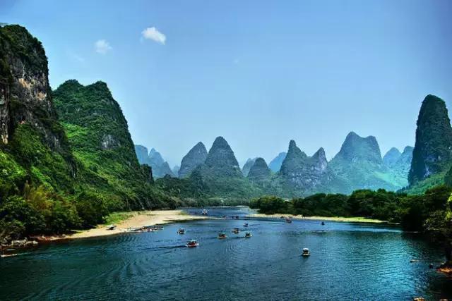 距离桂林不远,竟有这么个低调的古镇,商业气息不浓,值得一去!