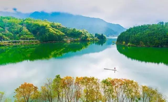 浙西有个小湖南,距杭州仅3h,美的令人羡慕,可惜少有人知!