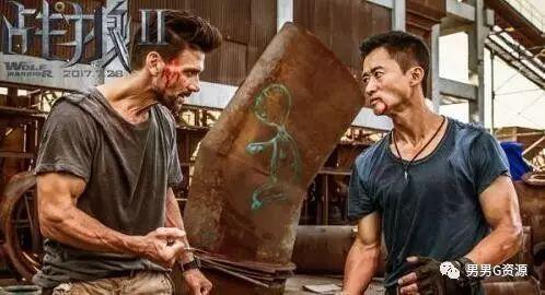 深挖《战狼2》中反派肌肉男大BOSS早期的黑历史