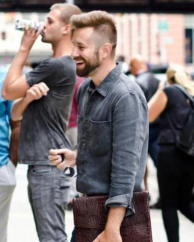"""""""包""""治百病,时髦男士不可或缺的四款包包"""
