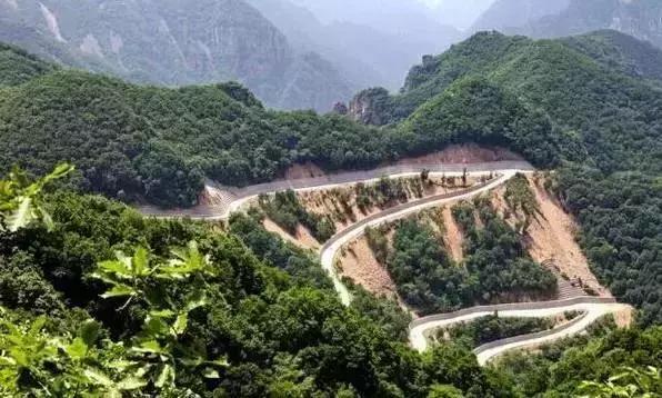 北京周边鲜为人知的几条盘山公路,又虐又美!